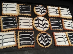 galletas con glaseado